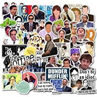 The Office Sticker Pack of 50 Stickers - The Office Stickers for Laptops, The Office Laptop Stickers, Funny Stickers for…