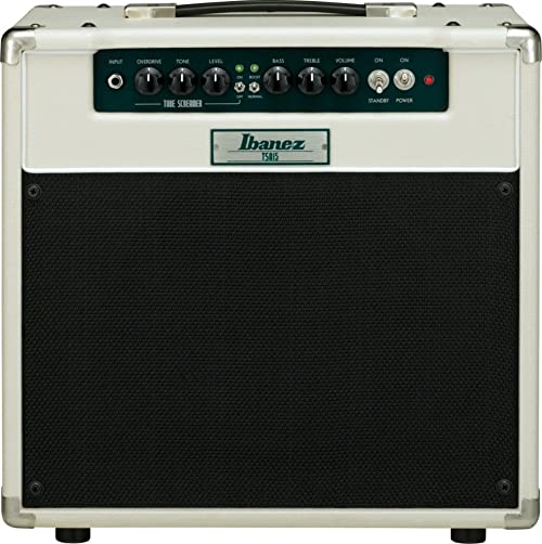 Ibanez TSA15 1 x 12 15-Watts All Tube Combo Guitar Amplifier