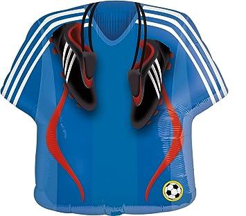 Amscan 2491601 – Globo Camiseta de fútbol