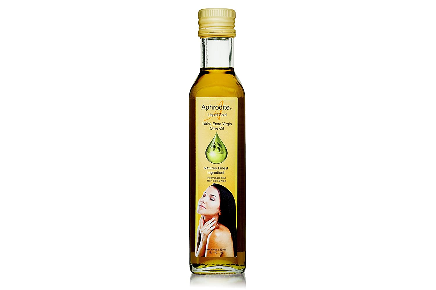 Aphrodite Extra Virgin Olive Oil 250ml 100 Pure Olive Oil For