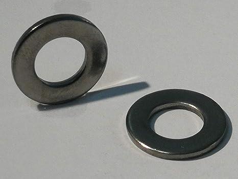 Arandelas 25 piezas Acero Inoxidable A4 DIN 125 Forma A ...