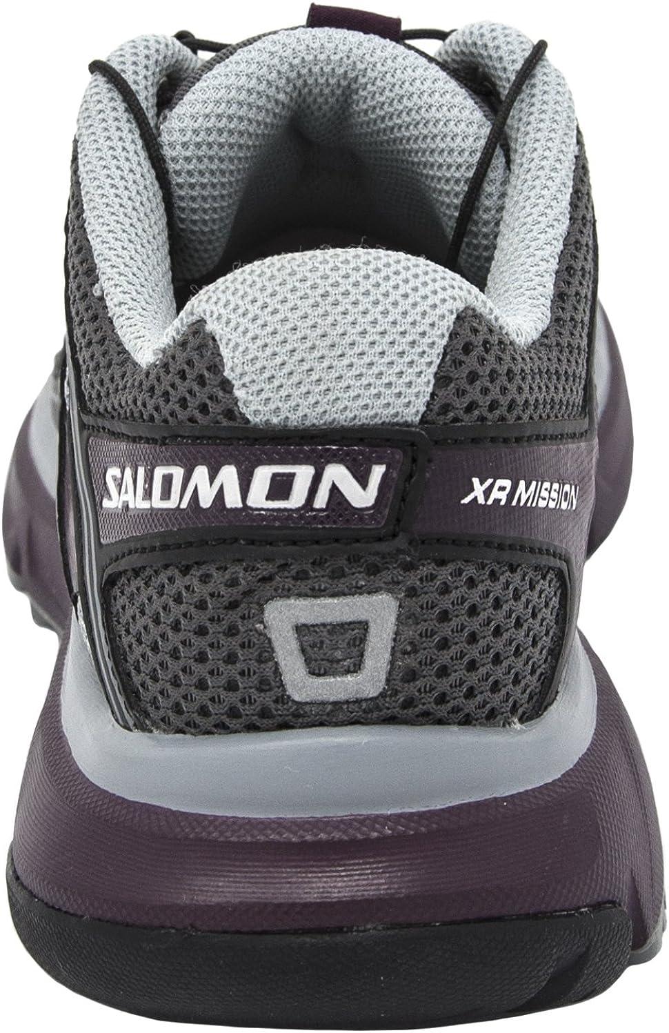 Salomon XR Mission Damens Score BlueVery Purple