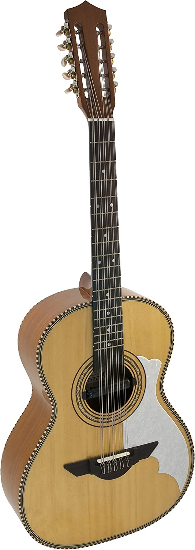Guitarra clásica de 10 cuerdas H. Jimenez (LBQ2NCE): Amazon.es ...
