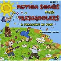 Action Songs for Preschooler