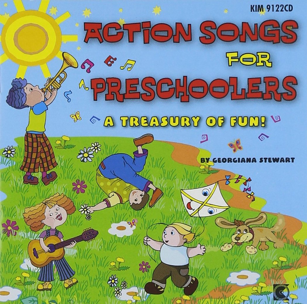 Kimbo - Action Songs For Preschoolers - Amazon.com Music