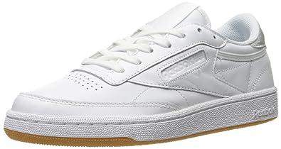 8a315264f09b32 Reebok Women s Club c 85 Diamond Fashion Sneaker