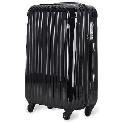 e78d68e4b3 Amazon | strike[ストライク]超軽量 2年保証 スーツケース TSAロック搭載 旅行バック トランクケース 旅行カバン | スーツケース