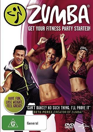 Amazon Com Zumba Fitness Beto Perez Movies Tv
