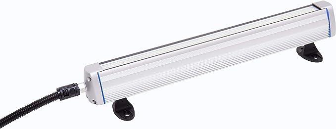 Industrial Machine Led Tube Light 24vdc Ac 12w Anodized Aluminum Ip67 Cool White Amazon Com