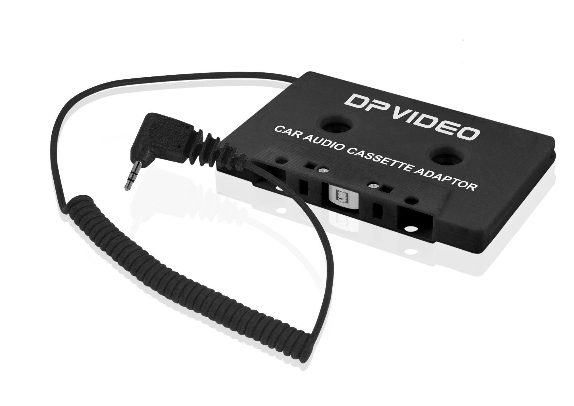 DP Audio Video DC10 Universal Car Cassette Adapter