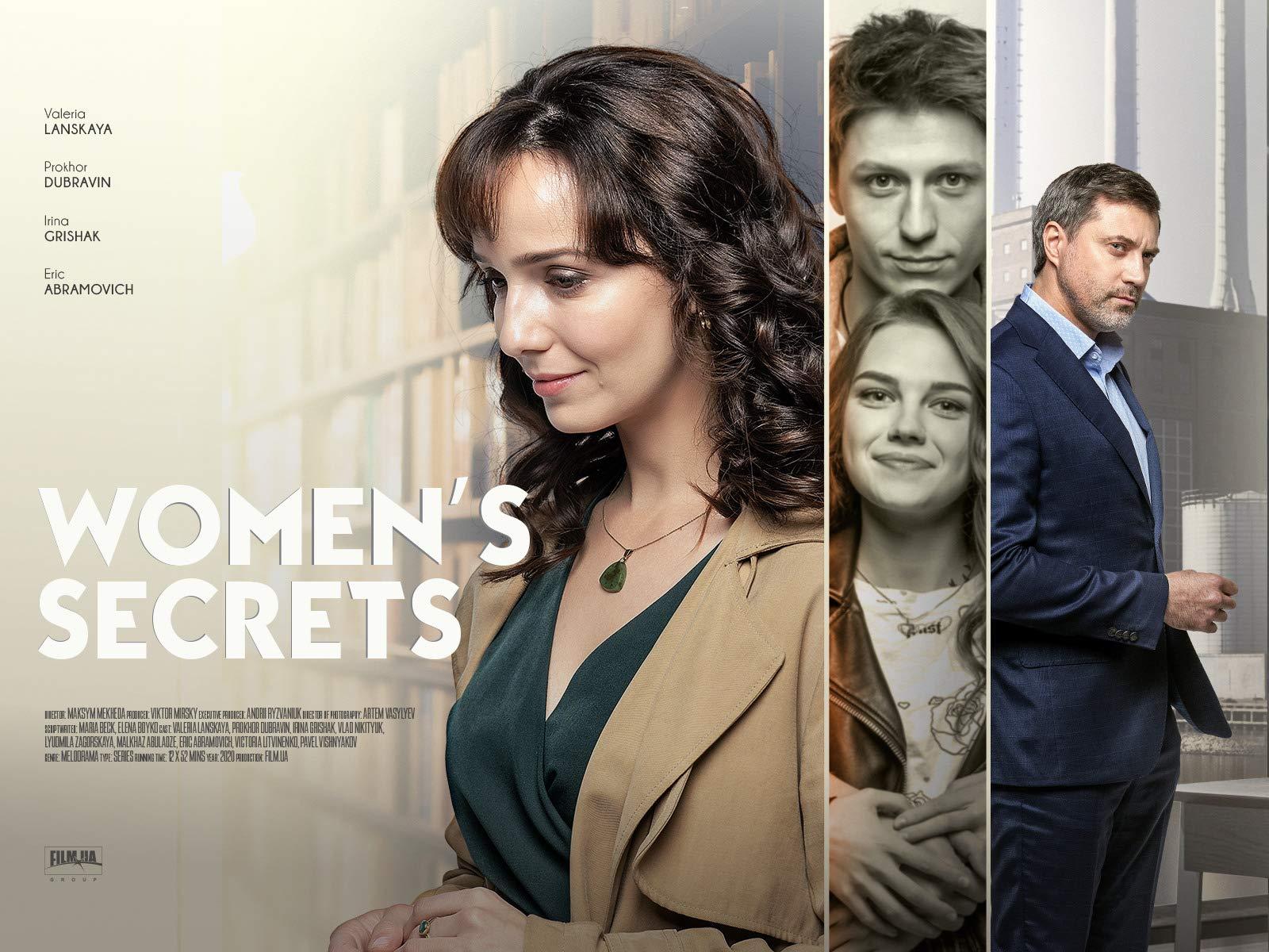 Women's Secrets on Amazon Prime Video UK