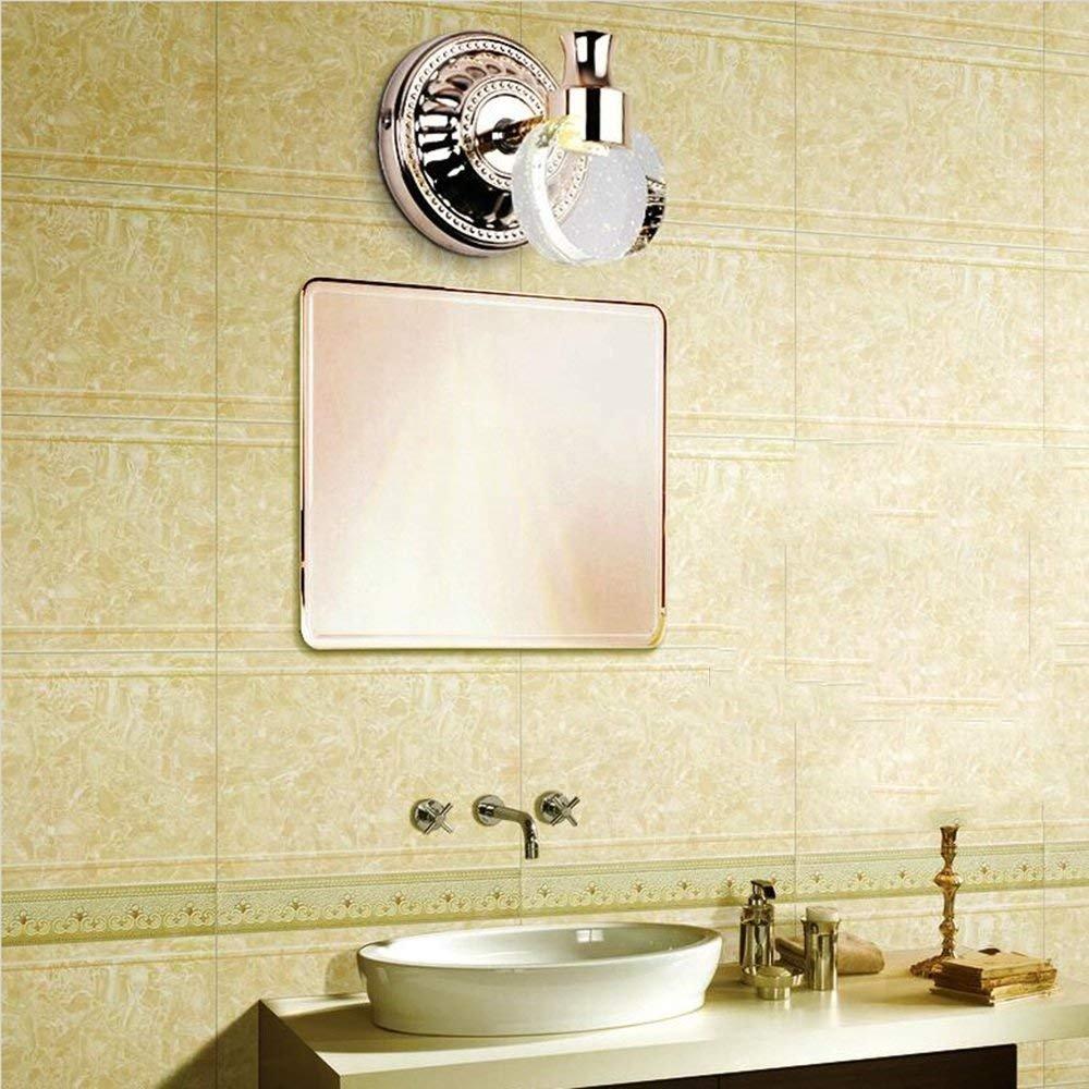 XQY XQY XQY Inicio Baño Espejo Faros Cuarto de baño Moderno Simple ...