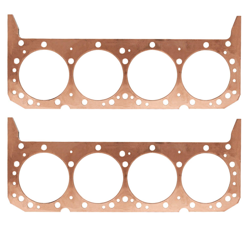 SCE Gasket T35444 Titan 4.440 x 0.043 Copper Head Gasket 2 Piece