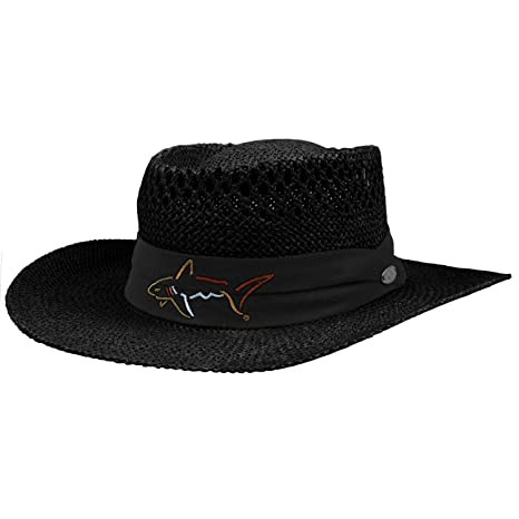 83181e92e The Game Greg Norman 2017 Straw Hat