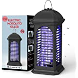 NAIYO Bug Zapper-11W Powerful Insect Killer,Electronic Insect Killer,Safety Mosquito Fly Repelled Lamp,Electric Mosquito Zapp