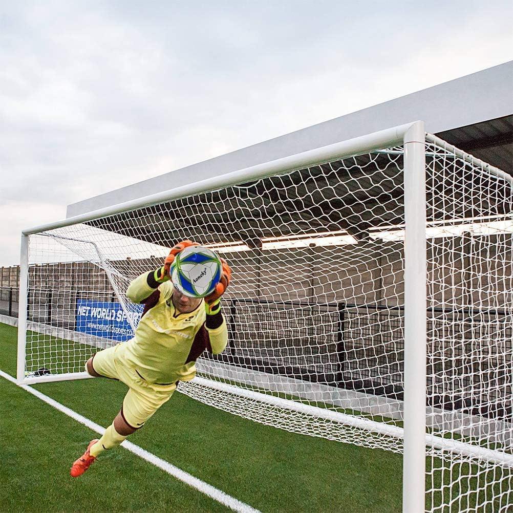 Aoneky Soccer Goal Net 24 x 8 Ft Full Size Football Goal Post Netting NOT Include Posts