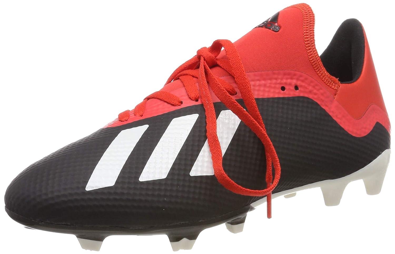 1cd5056b9f9fc Amazon.com: adidas X 18.3 FG Football Boots - Adult - UK Size 9 ...