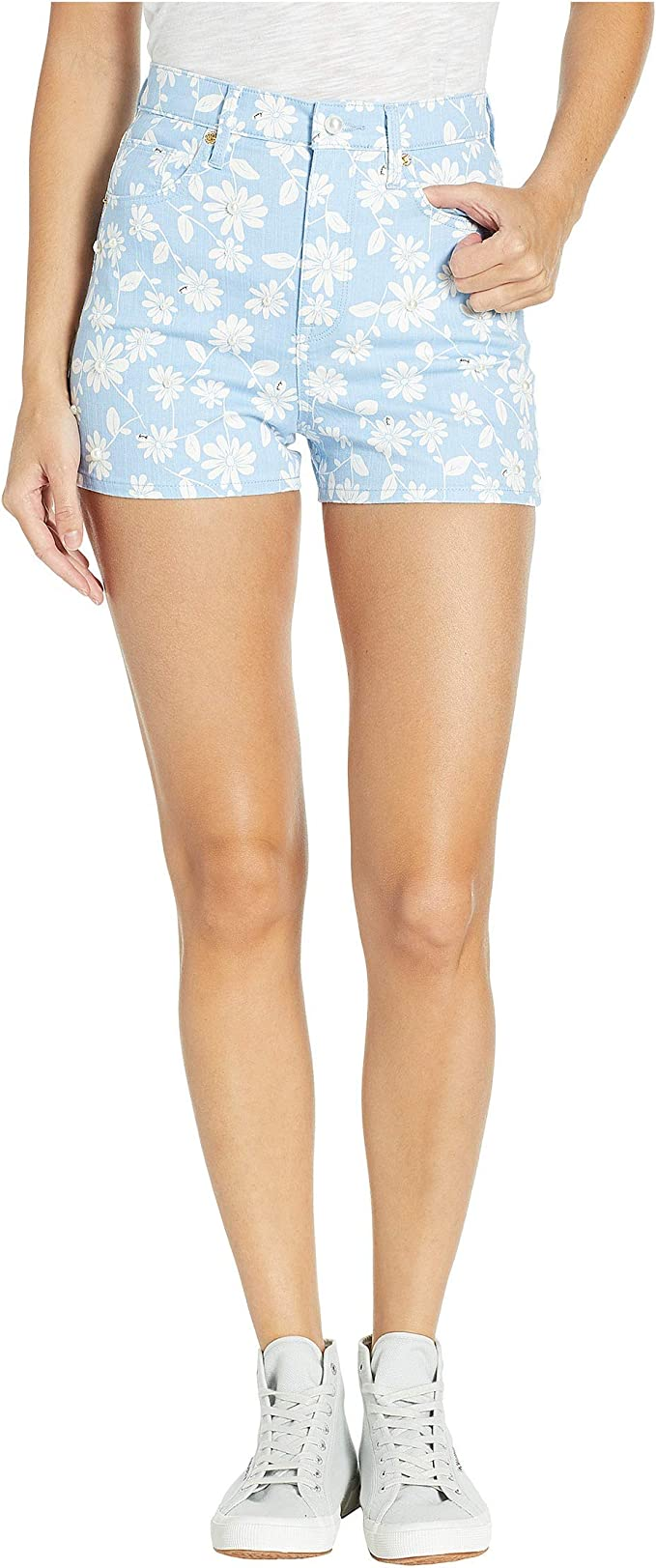 new arrival how to buy promo codes Amazon.com: Juicy Couture Women's Denim Pearl Embellished Shorts ...