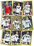 Panini McDonalds´s Album Sticker WM 2018 Komplett-Set M1 - M9 FIFA World Cup Russia Fussball Weltmeisterschaft Russland