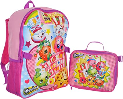 "16/"" Backpack Toy Story 4 with Detachable Matching Lunch Box School Book Bag"