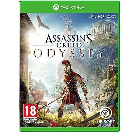 Assassins Creed Odyssey - Xbox One [Importación inglesa]: Amazon.es: Videojuegos