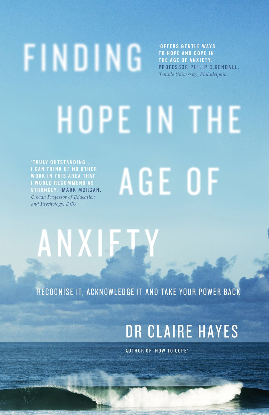 Read Online Finding Hope in the Age of Anxiety ebook