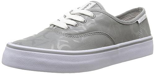 Calvin Klein Jeans Parker - Zapatillas Mujer: Amazon.es: Zapatos y complementos