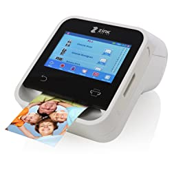 ZINK Wireless Touchscreen Color Label Printer
