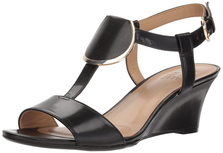 16f8ebeea58 Amazon.com  Naturalizer Women s Talli Heeled Sandal  Shoes