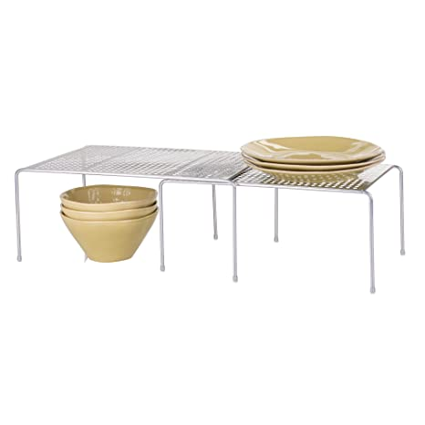 Camping Hiking Seville Classics Expandable Kitchen Counter And