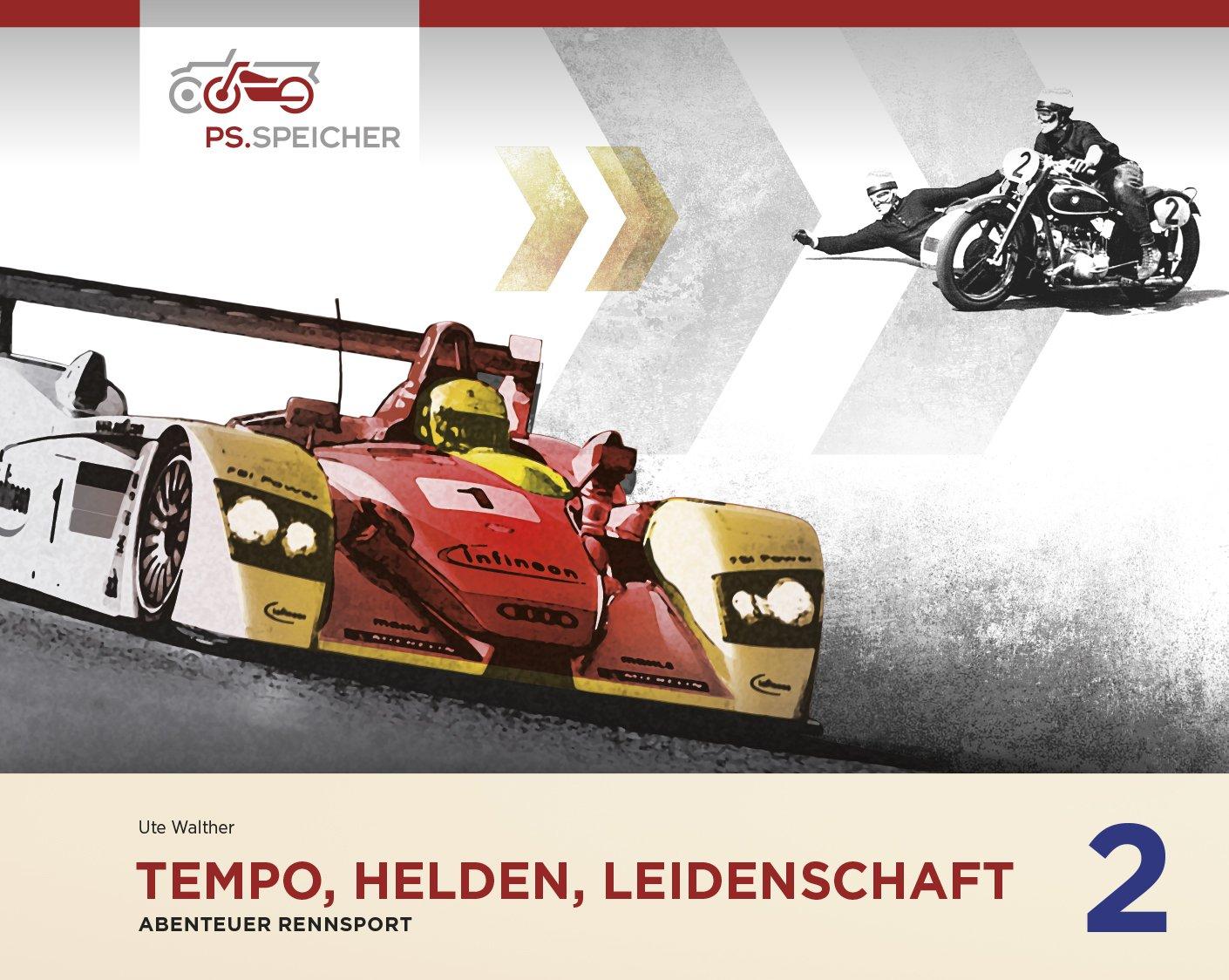 Cover: Ute Walther Tempo, Helden, Leidenschaft