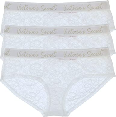 Victorias Secret Panties The Lacie Hiphugger with Shimmer Logo Band