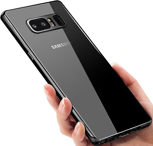 Samione Funda Galaxy Note 8, Note 8 Carcasa Ultra Fina Cover ...