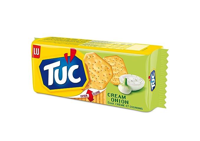 Tuc - Crackers Crema Agria Y Cebolla