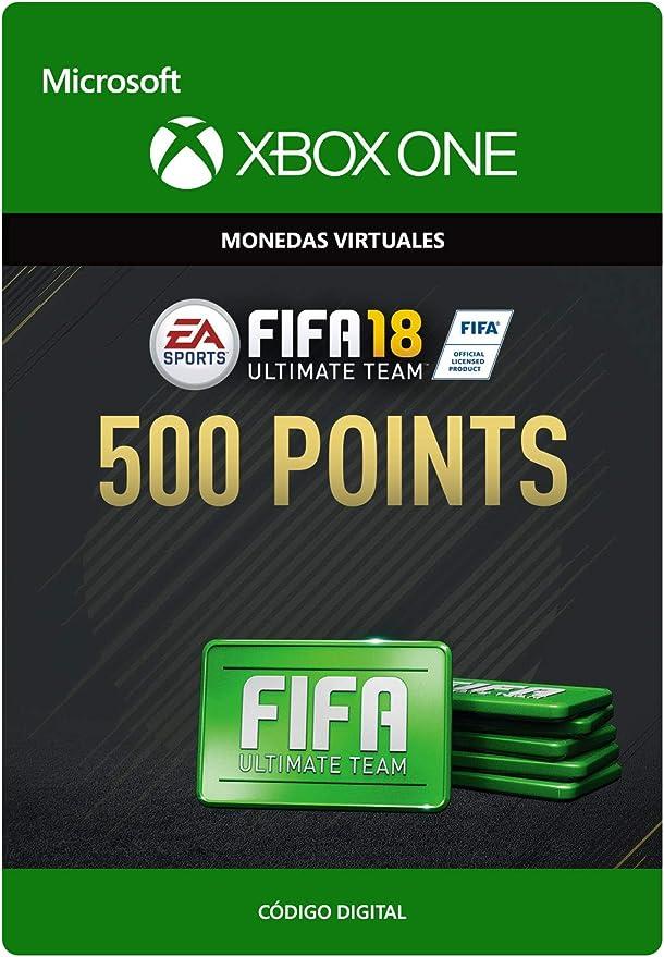 FIFA 18: Ultimate Team FIFA Points 1600 | Xbox One - Código de descarga: Amazon.es: Videojuegos