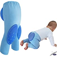 Baby First Step Pants, Padded Pants for Crawling, Protective Pants for Girls and Boys, Baby Leggings for New-Walkers