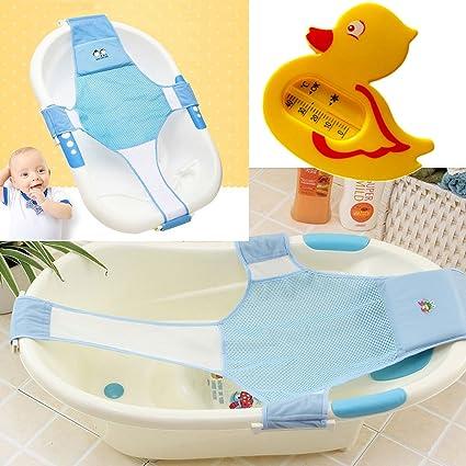 La Luna Wolf® Asiento para la bañera para bebés recién nacidos ...