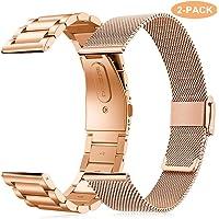 Younsea Galaxy Horloge Actieve 2 Strap, 20mm Band Pols Vervanging Band met Quick Release voor Galaxy Horloge 42mm/Actieve 2/Gear S2 Classic/Gear Sport/Huawei Horloge 2 / Voorloper 645
