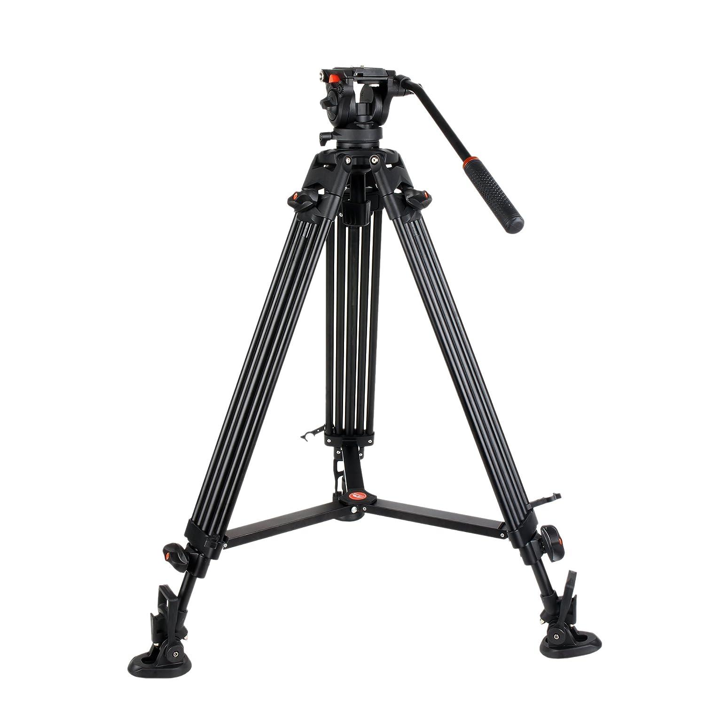 最も  COMANビデオ三脚キット63 DVビデオカメラ Duty