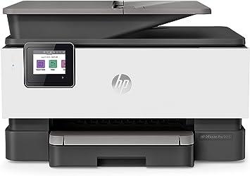 Hp Officejet Pro 9015 Impresora Inalámbrica Todo En Uno 1kr42a Electronics
