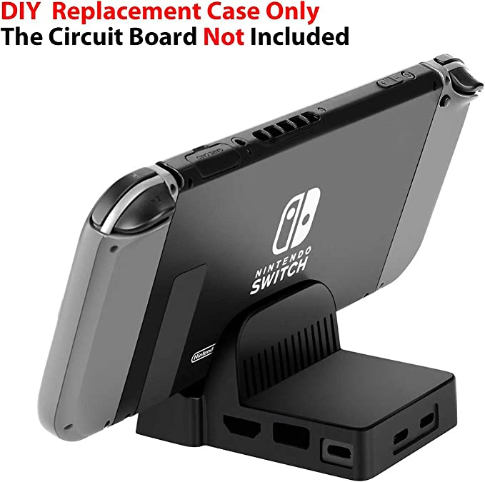 LinkStyle&UpChoice Nintendo Switch Dock Station Funda de Repuesto ...