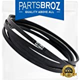 WE12M29 Dryer Drum Drive Belt Replacement for GE, Frigidaire & Electrolux dryers by PartsBroz - Replaces Part Numbers AP4324040, WE12X21574, 1381519, 559C197P001, 559C197P003, PS1766009, WE120122