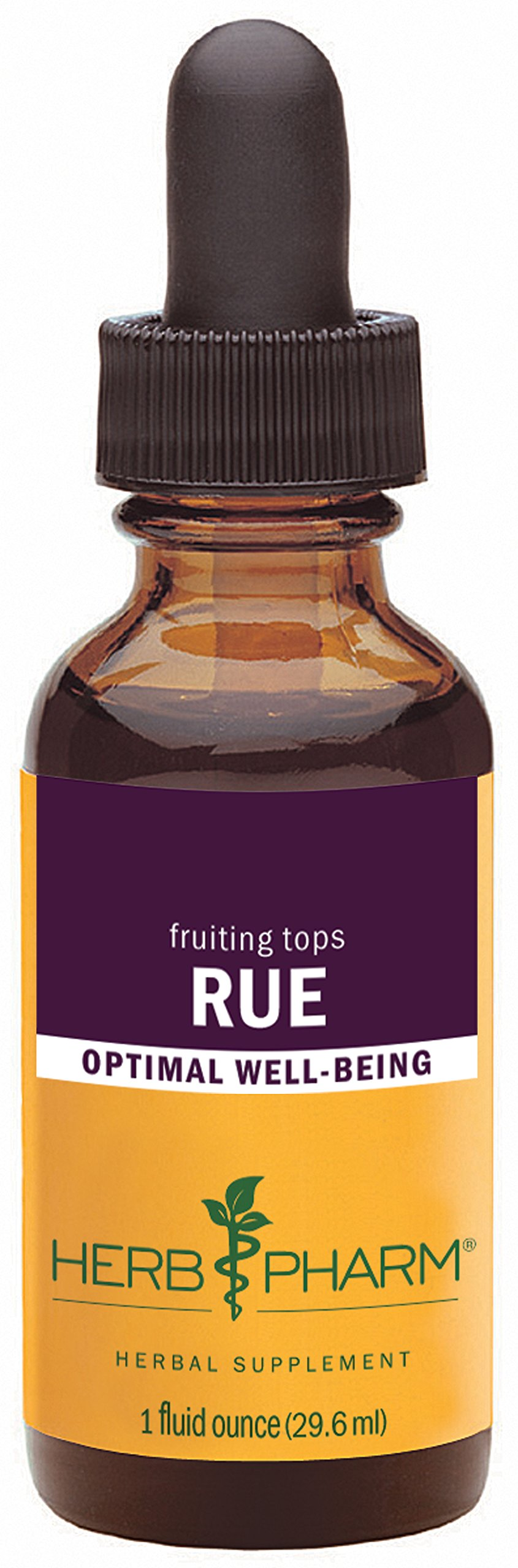 Herb Pharm Certified Organic Rue Extract - 1 Ounce