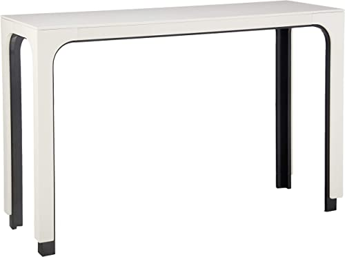 Now House by Jonathan Adler Otto Console Table, White