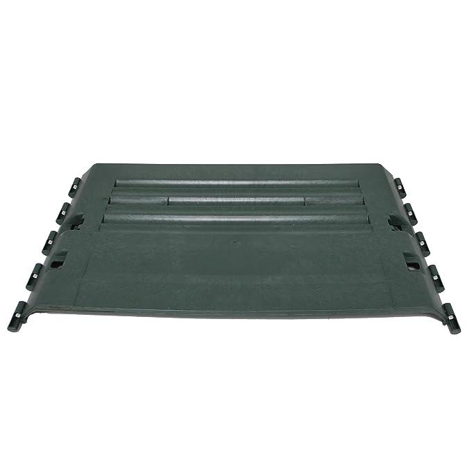 Seitenteil klein (Entnahmeklappe) - Ersatzteil passend für Komposter Thermo King 600 L von Graf
