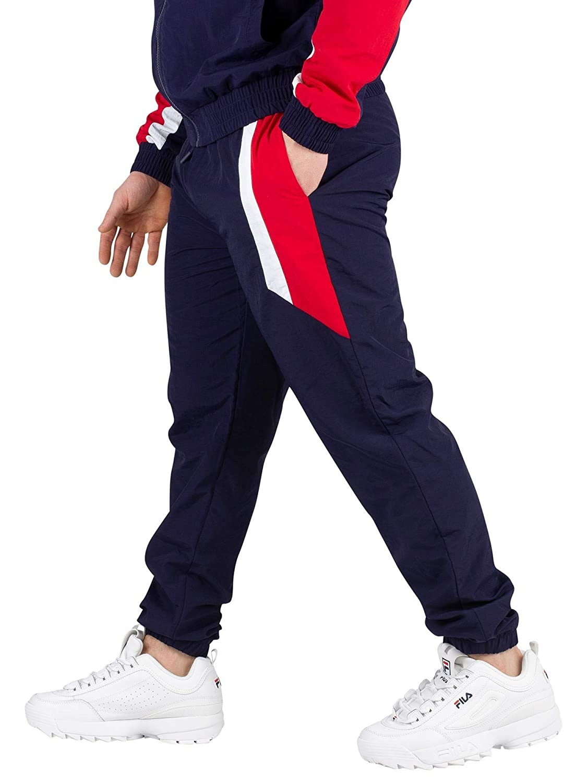 Fila Vintage Trenton Cuffed Track Pants Peacoat