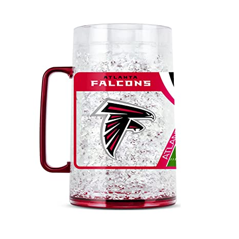 488d8bd7 NFL Atlanta Falcons 38oz Crystal Freezer Monster Mug