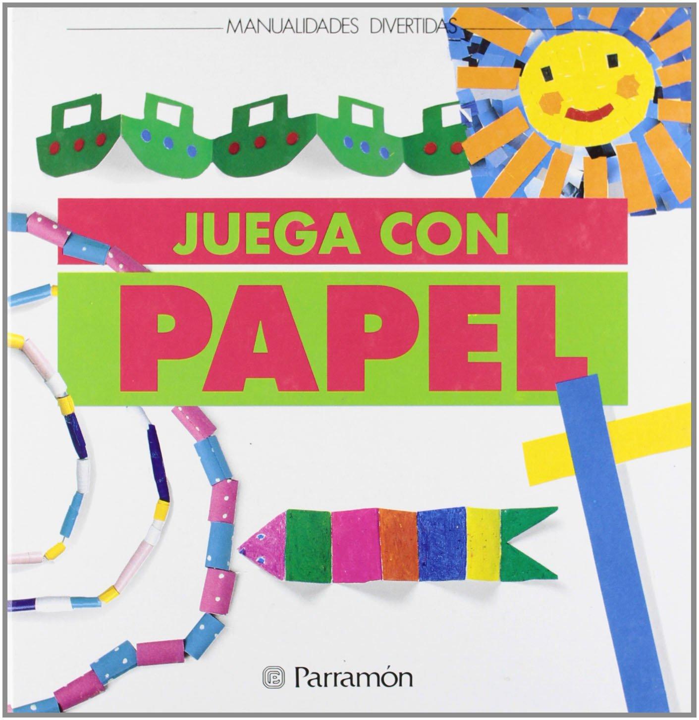 Read Online Juega Con Papel (Spanish Edition) pdf epub