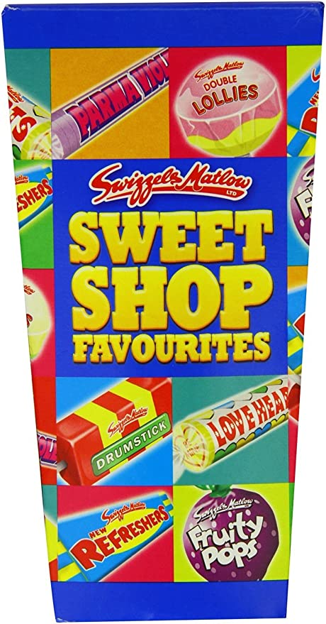 Swizzels Sweet Shop Favourites Candy Gift Box: Amazon.co.uk: Grocery