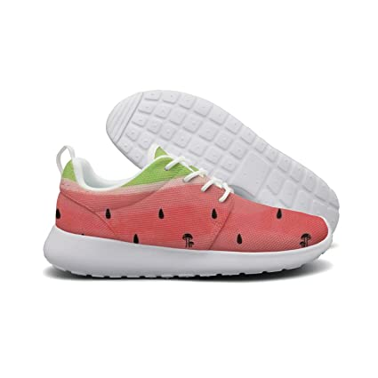 Watermelon Lightweight Breathable Casual Running Shoes Fashion Sneakers Shoes